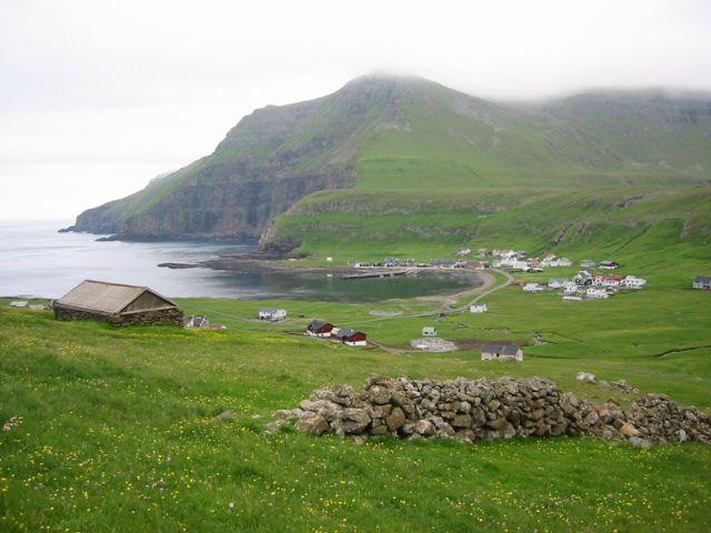 med skib til færøerne